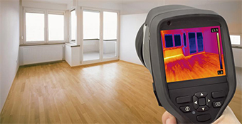 Thermal imaging and mold infra red inspection NYC